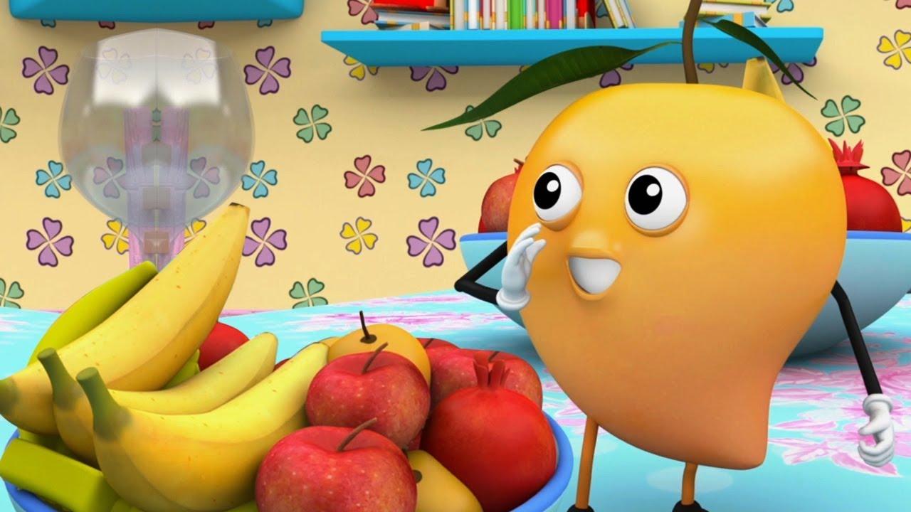 Download Phalon Ka Raja Aam   राजा आम   Hindi Nursery Rhymes   Kids Channel India   Hindi Rhymes