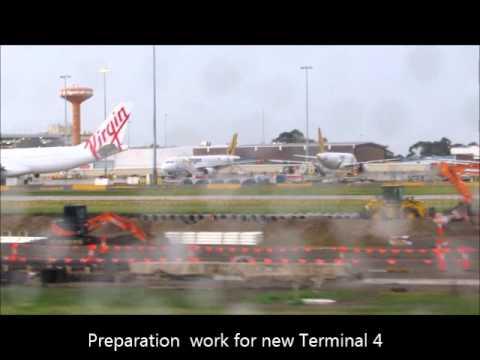 Tiger Airways TT 508 Melbourne (MEL) - Sydney (SYD) Taxi