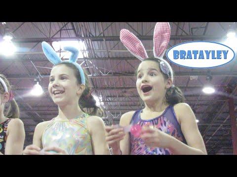 Gymnastics Easter Egg Hunt (WK 222.3) | Bratayley