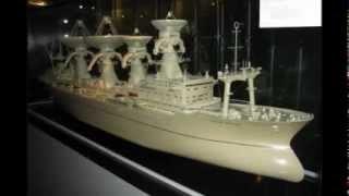 Tracking Ship Kosmonavt Yuri Gagarin (Music: Fortunato & Montresor - Imagine (Imagination 2))
