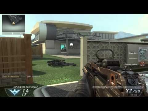 COD Black Ops II Podra un noob con sniper contra bots con Sufusiles Quedaros a verlo :D
