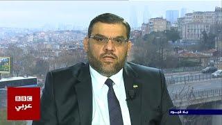 أنس العبدة رئيس الائتلاف الوطني لقوى الثورة والمعارضة السورية في بلا قيود