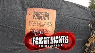 *NEW* FRIGHT NIGHTS construction at Thorpe Park!