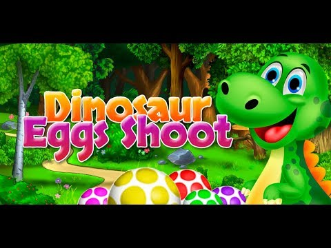 Shoot Dinosaur Eggs