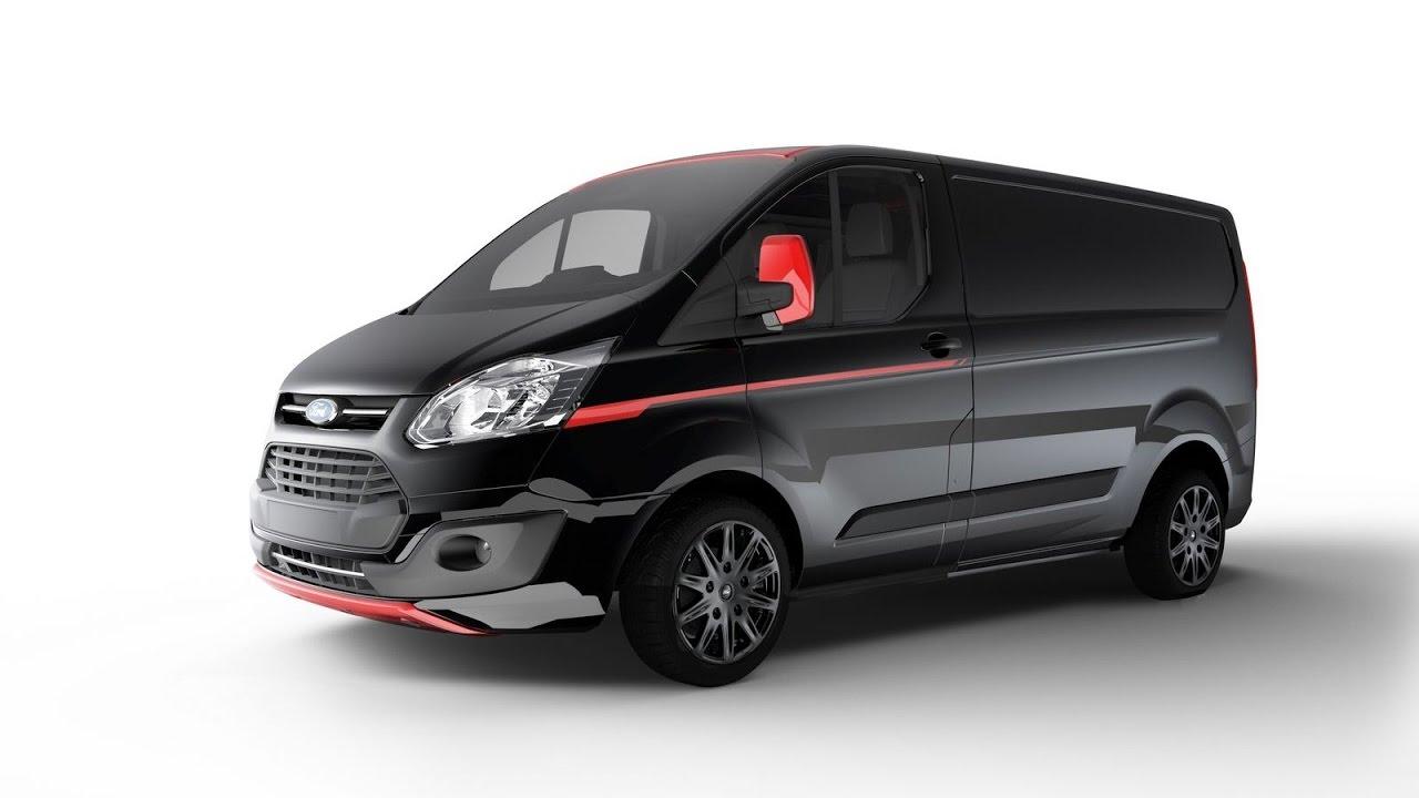 Ford transit custom 2017
