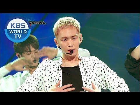 SHINee   Who Waits For Love 독감 Music Bank COMEBACK  2018 06 15