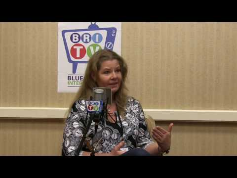 Dr  Marie Trout Interview On Blues Radio International TV, Part 2