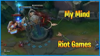 My Mind's Telling Me Yes But Riot Games...LoL Daily Moments Ep 1177
