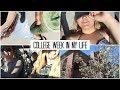 College Week in My Life // University of Nevada, Reno