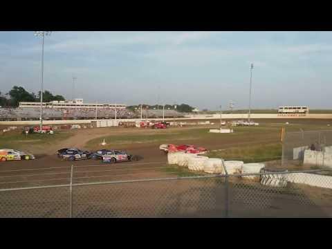 34 Raceway - Heat Race - 6/9/18