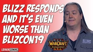 Bliz Serves Up Slimey, Non-Apology In Response To Warcraft III Refunded Disaster