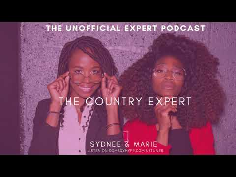 The Unofficial Expert Podcast: The Country Expert With Comedian Derrick Thompson