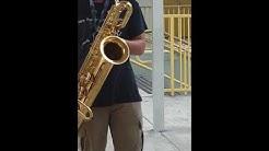 Seven Nation Army (Trumpet, Trombone, Bari sax cover)