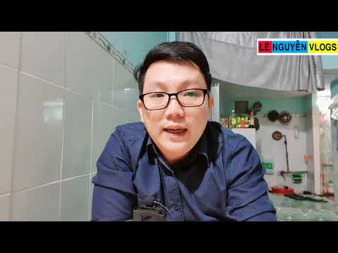 Mở Tài Khoản Ngân Hàng Như Thế Nào, Có Khó Không? - Làm Thẻ ATM Như Thế Nào - Lê Nguyễn Vlogs