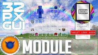 How to remove gui buttons but not inventory slot in mcpe