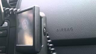 Installeren/verwijderen TouchAdapter VW
