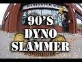 Custom 90's Dyno Slammer Old School BMX Build @ Harvester Bikes