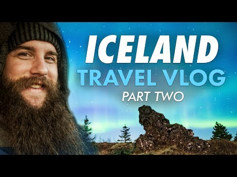 How To Make A Cinematic Travel Film   Behind The Scenes Iceland Travel Vlog (Part 2)