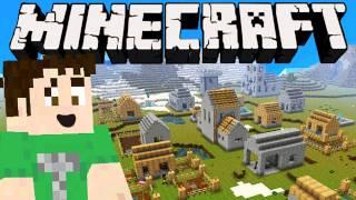 Minecraft - NEW VILLAGE