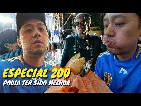 QUASE UM ESPECIAL 200  - NA FOLGA 200