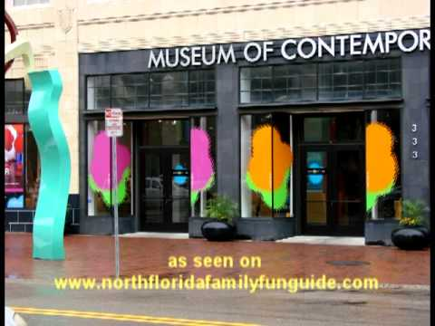 Art Explorium Loft - Museum of Contemporary Art - Jacksonville, Florida