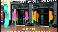 Art Explorium Loft - Museum of Contemporary Art - Jacksonville, Florida