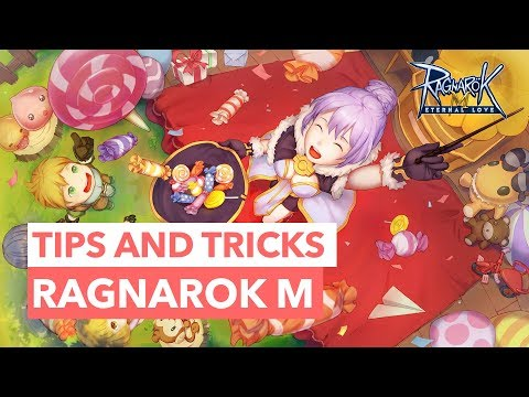 Ragnarok M Guide for Grinding or Leveling Spot PH