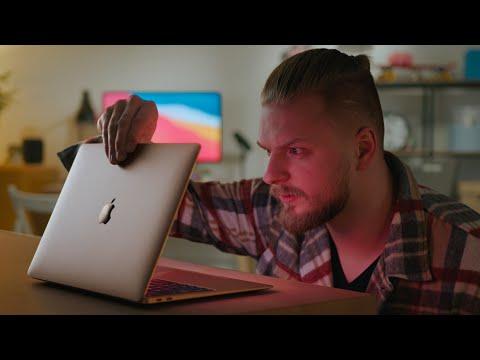 Обзор MacBook Air на M1 — БЕЗУМИЕ