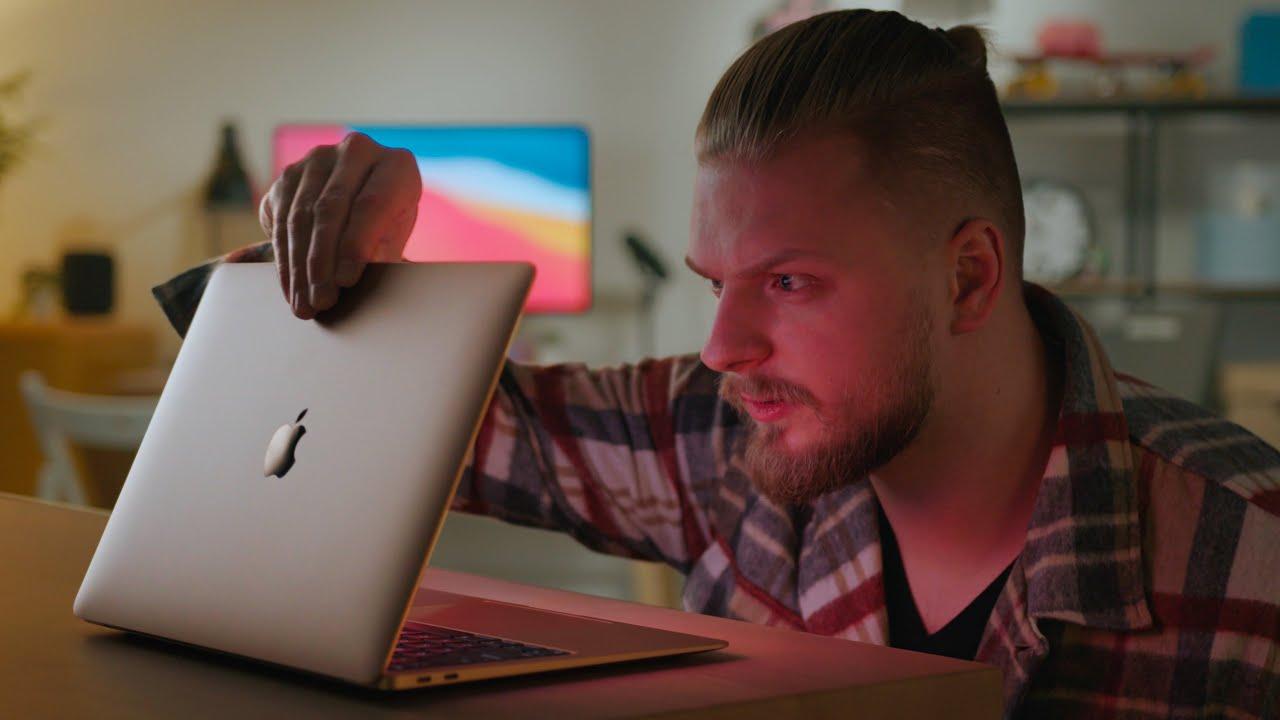 Обзор MacBook Air на M1 — БЕЗУМИЕ - скачать с YouTube бесплатно