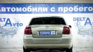 Toyota Avensis с пробегом 2008 | ДЕЛЬТА-АВТО