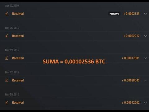 #2 - CoinPot# - 0,001 BTC (Bitcoina) Za Klikanie Reklam. Podsumowanie Za Marzec 2019