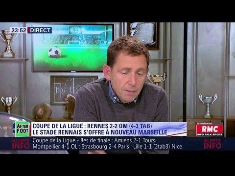 "Riolo : ""Sans Luiz Gustavo, Marseille a du mal"""