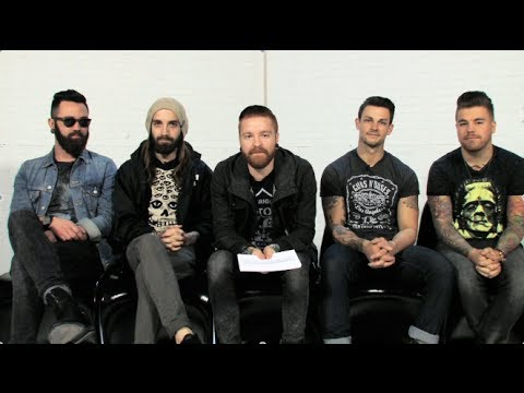 Your Burning Questions: Memphis May Fire