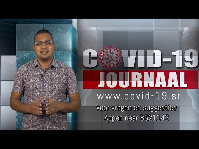 COVID 19 JOURNAAL AFLEVERING147, DD 18  FEBRUARI 2021