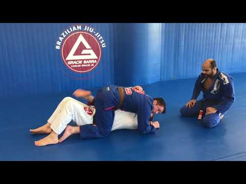The American Gangster Head & Arm Choke From Chael Sonnen