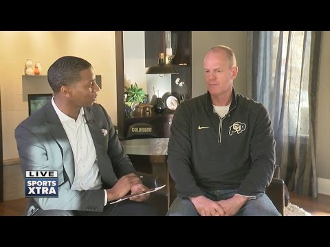 Jahmai Webster sits down with CU Buffs Head Coach Tad Boyle after NCAA Tournament announcement