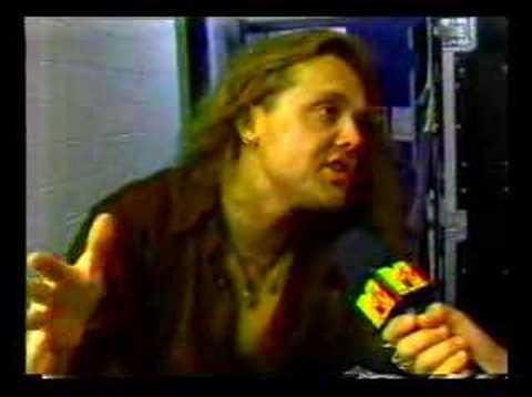 Hangin' w/Metallica & Guns N' Roses & Faith No More (1992)