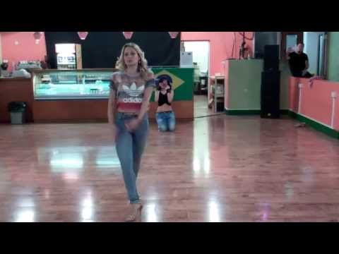 How to do Brazilian Zouk Ladies Dance Styling Dance Lesson Workshop