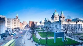 Belfast, City of Belfast, County Antrim & County Down, Northern Ireland, United Kingdom, Europe