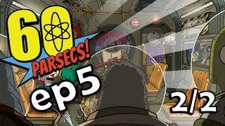 Opičí PIRÁTI 🐒 🚀 60 PARSECS Ep5 2/2
