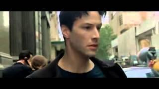 The Matrix - Red dress scene