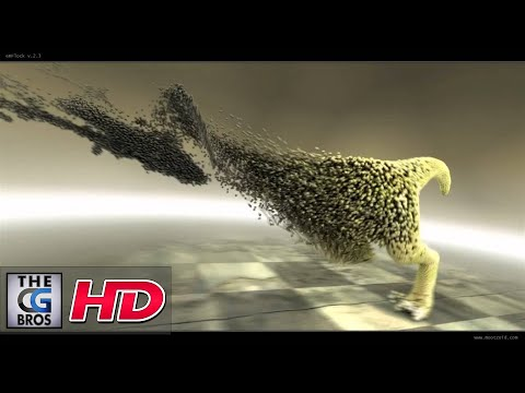 "CGI Animated Short/Software Demo HD: emflock2's ""Evolution"" feature by Eric Mootz"