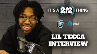 Lil Tecca Talks Balancing Music And School + Who He Thinks Is Repping The Youth In Hip-Hop