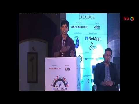 Smart City Conclave, Jabalpur 2016 - Salil Kakkar, Expert, Religious Tourism
