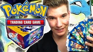 OHA OHA ! Pokemon Base Set Booster Box Opening