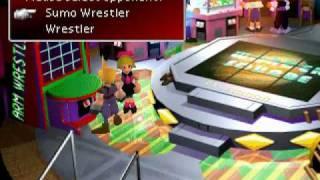 Let's play Final Fantasy 7 - 66 - Arcade