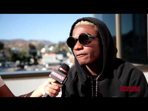 Wizkid Reveals Special Plans For His Upcoming Mixtape 'Sounds from the Other Side'