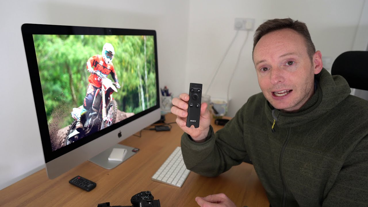 Sony RMT-P1BT Remote Control Setup & User Guide (A7III, A7RIII, A9)