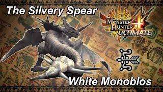 MH4U White Monoblos (Bow) - 4'22''56