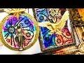 レジン*教会のステンドグラス風ネックレス〝祈り〟Resin